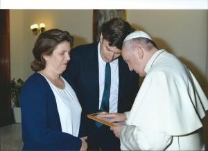 bea Francois pape
